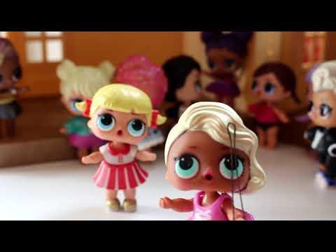 Novelinha de bonecas LOL HIGH SCHOOL parte...