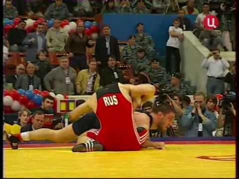 wrestling Russia 2008