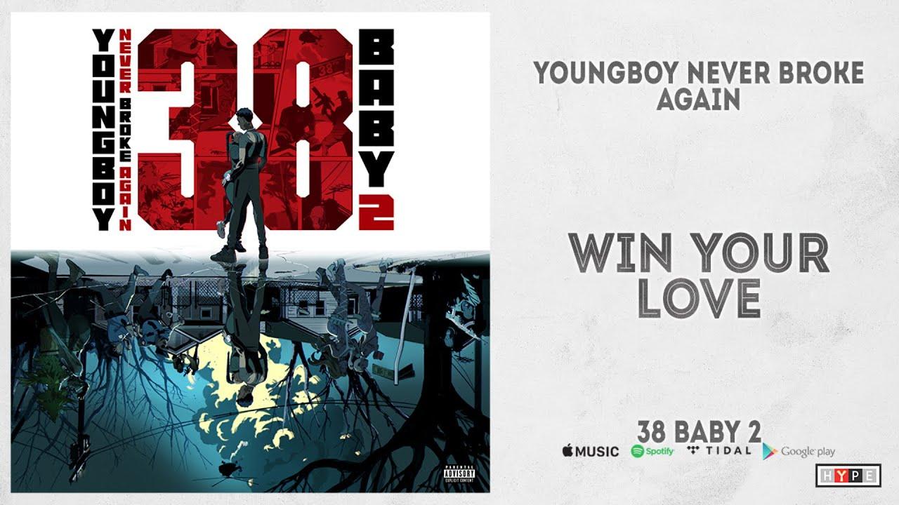 W1197 AI Youngboy 2 Never Broke Again Poster 2020 Album 30 24x36 Silk Art