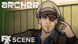 Archer | Season 9 Ep. 2: Immortal Archer Scene | FXX