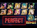 Perfect Reroll Guide/Tips - 3 Year Anniversary Global Dokkan Battle