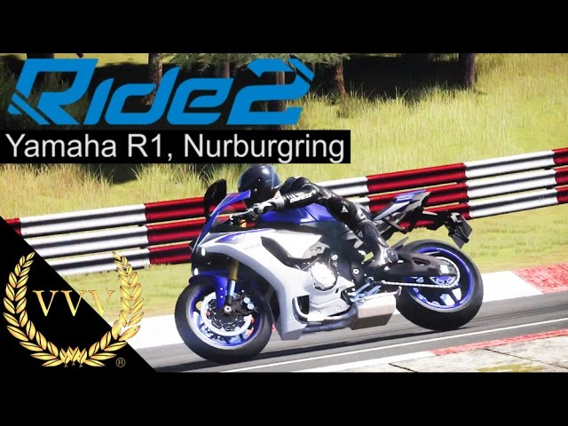 Ride 2 - Yamaha R1 at the Nurburgring