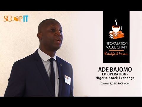 Ade Bajomo: Business-Led Transformation at the Nigeria Stock Exchange