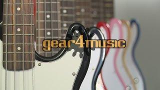 LA Bass Guitar by Gear4music