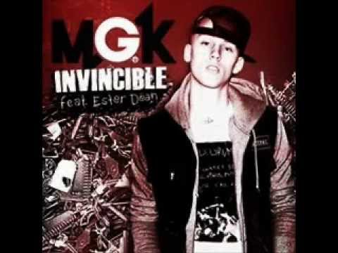 MGK ft.Ester Dean-Invincible lyrics