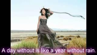 "Selena Gomez - A Year Without Rain  (Karaoke/lnstrumental) Original ""With Vocals"""