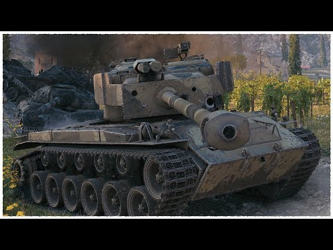 T26E4 SuperPershing • WHAT WAS THAT? • WoT Gameplay