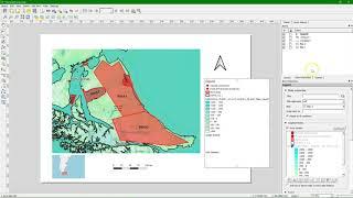 Print Layout in QGIS 3