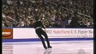 Michael Weiss - 2002 U.S. Figure Skating Championships, Men
