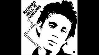 Richard Hell and the Voidoids Blank Generation Subtitulada