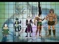 Hunter x Hunter characters size comparison !