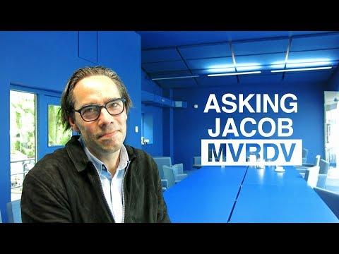 FUN TALK WITH JACOB VAN RIJS (MVRDV)