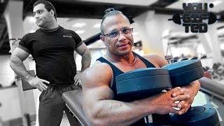 Микки Рурк позавидовал бы! Тренировка груди от Алексея Пермякова.