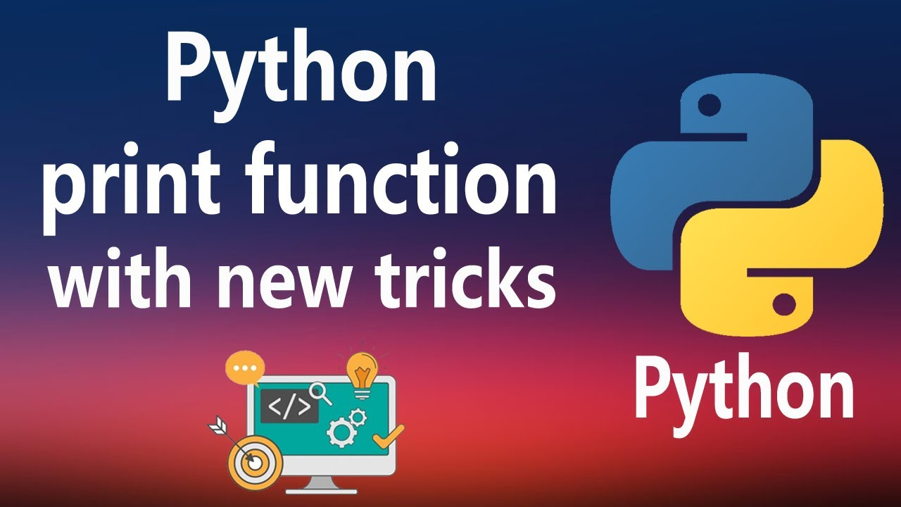 How to Display or Print Some Output in Python