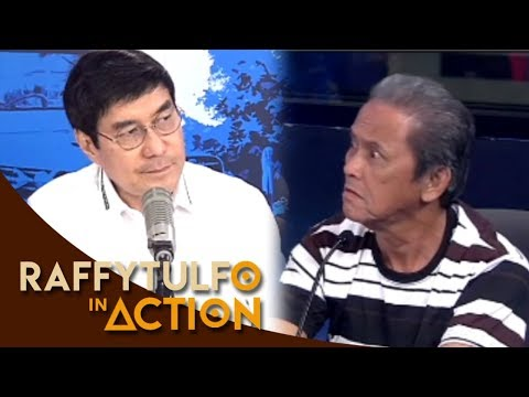 PART 1 | COMPLAINANT NA NAGWALA SA AKSYON CENTER, PINAGALITAN NI IDOL RAFFY!
