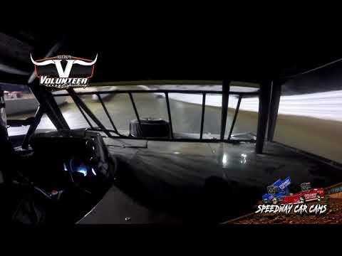 #2B Shane Bullock - #Grinch40 - 12-7-19 Volunteer Speedway - In-Car Camera