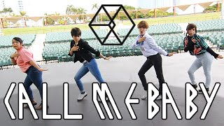 exo call me baby dance cover by gpk