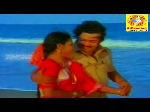 Malayalam Evergreen Song   THEN POOKKALIL   SARAVARSHAM   Sukumaran & Sathyakala