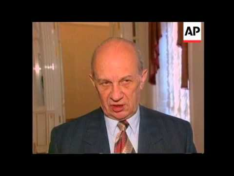 Russia - Yeltsin proposes changes in constitution