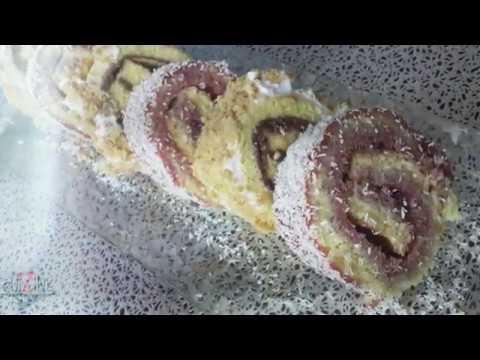 recette-de-gâteau-roulé-|-swiss-roll-easy-recipe-|-كيك-رولي-5_5_5_5-ساهل-و-بنين
