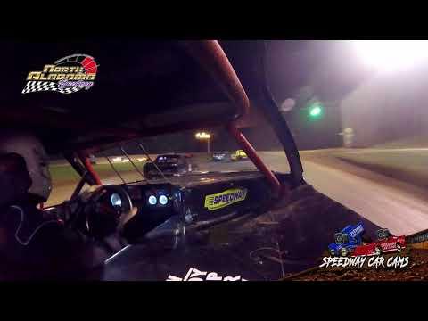 #M64 Jimmy Miller - Mini Stock - 7-14-18 North Alabama Speedway - In Car Camera