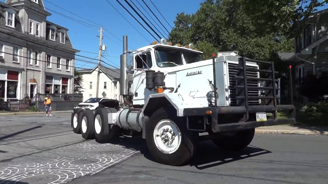 Cabover Trucks For Sale >> Autocar Trucks of ATCA Macungie - YouTube