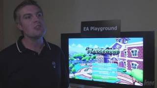 EA Playground Nintendo Wii Interview - Video Interview (HD)