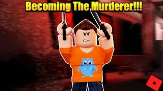 Diventare un assassino in Roblox! (Roblox Simulatore Omicidi)