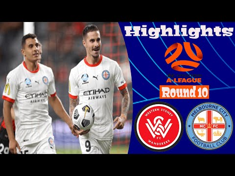 Western Sydney Wanderers Melbourne City Goals And Highlights