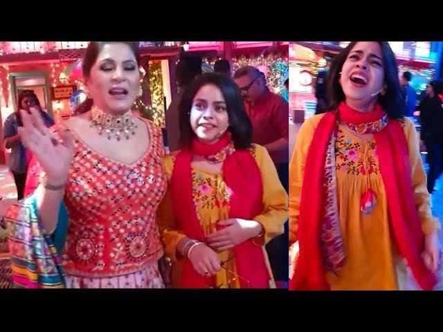 The Kapil Sharma Show Full Masti Behind The Shoot   Malang Star Cast