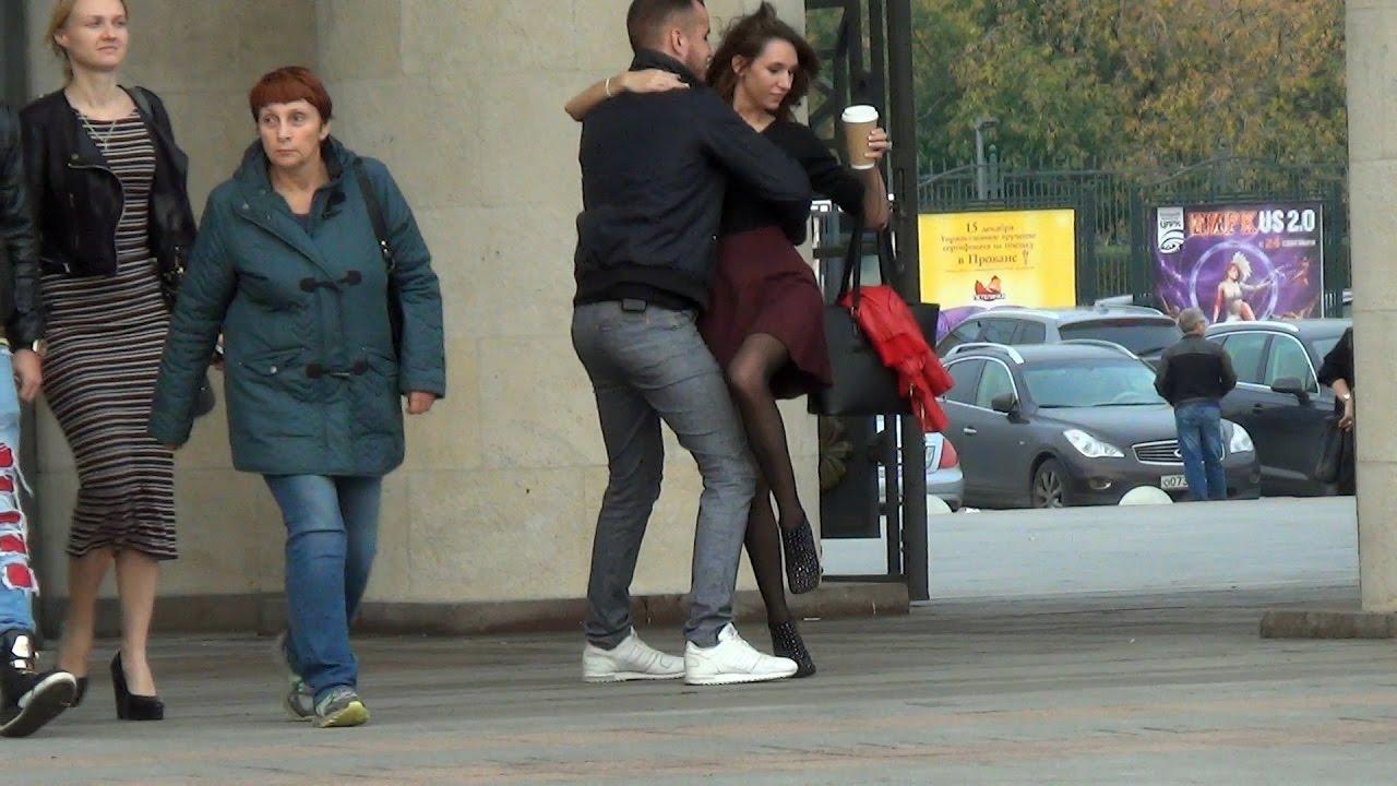 быстрое знакомство с девушкой на улице