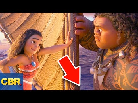 10 Subliminal Messages In Famous Disney Movies
