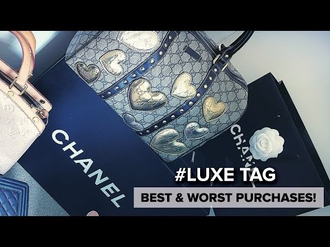 #LuxeTag // WORST PURCHASES & BRANDS I HATE!