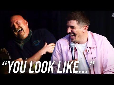 Military Officer Cries Laughing | Dropping In with Andrew Schulz & Jelly Roll #64