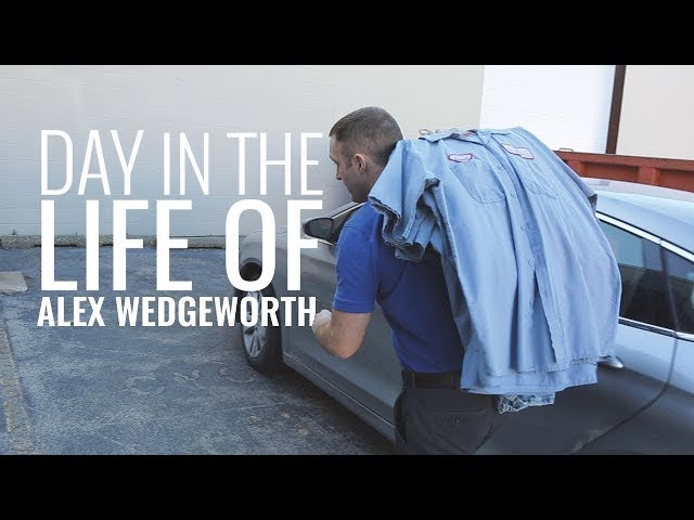 Day In The Life Of Alex Wedgeworth