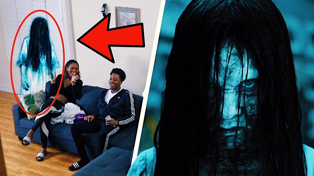 SCARY HALLOWEEN GHOST PRANK! ??