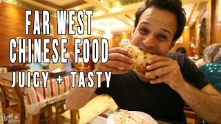 Amazing Far West Chinese Food | Xinjiang Kebabs and Pumpkin Baozi