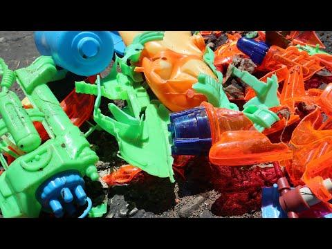 Breakin' Pandemic 2020 Outddoors | We Smash Stuff Water Blaster Edition | Spring Heat Wave!