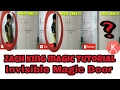 Zack King invisible Magic Door Tutorial in android on Kinemaster