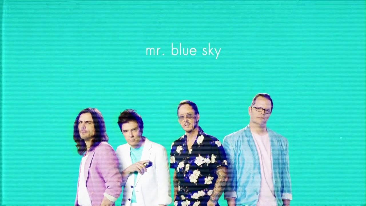 weezer mr blue sky