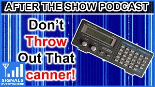 SDR vs Scanners | Don't Throw out That Old Scanner!