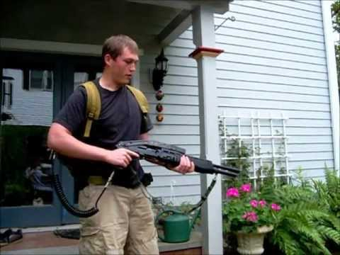 Airsoft Shell-Ejecting Gas SPAS-12