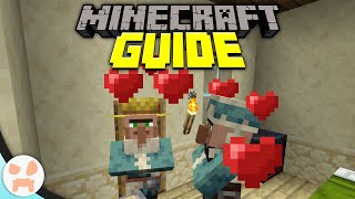 How To BREED VILLAGERS! | Minecraft Guide Episode 42 (Minecraft 1.15.2 Lets Play)