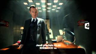 Sherlock Saison 3 Episode Final BA France 4