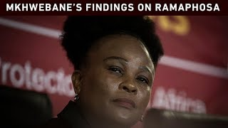 Public Protector Busisiwe Mkhwebane has found President Cyril Ramaphosa was duty-bound to declare funds deposited into his campaign account because he personally benefitted from the Bosasa donation.