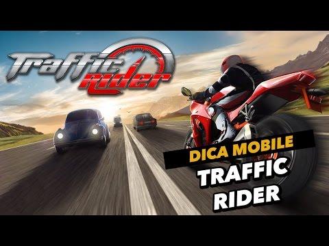 Dica De Download Mobile Do Dia: Traffic Rider