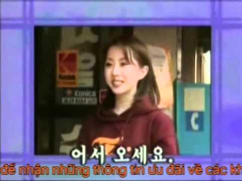 Cùng học tiếng Hàn Quốc bai 10 P2