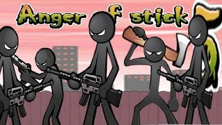 Anger Of Stick 5 - Stick War Zombile Games Level 31 | Android Gameplay HD