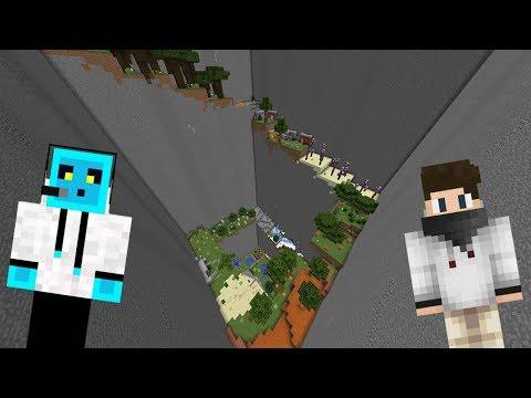 Minecraft Parkur