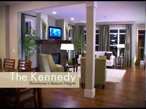 The Kennedy Calgary Show Home YouTube